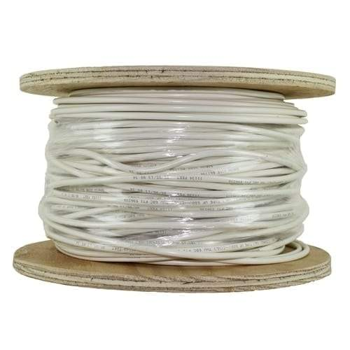 12-1-White 500 ft 12 AWG Underground Wire