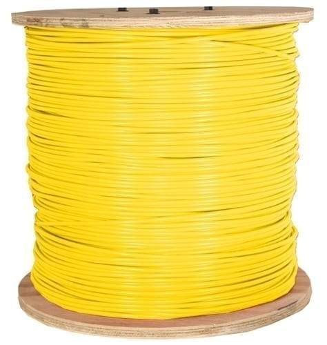 14-1-Yellow 14 AWG Underground Wire (2500 ft)