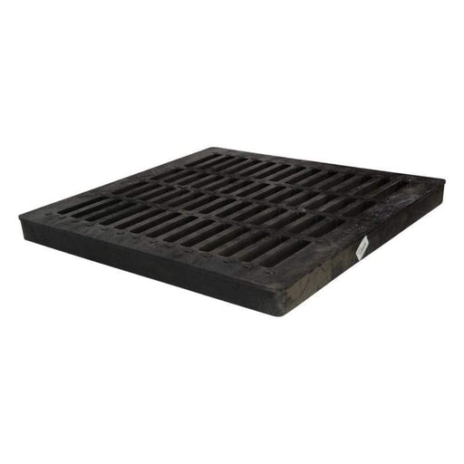 "NDS - 2411 - 24"" Catch Basin Grate, Black"