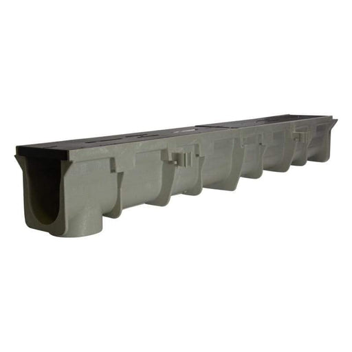 "NDS - DS-094 - 5.00 to 5.34"" Deep Dura Slope Channel Drain"
