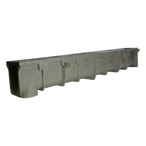 "NDS - DS-097 - 6.01 to 6.35"" Deep Dura Slope Channel Drain"