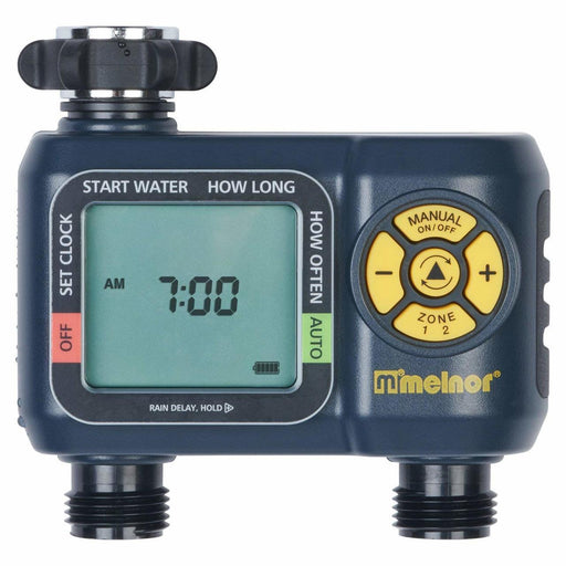 Melnor - 2-Zone Automatic Water Timer - 63100
