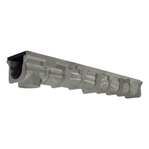 "NDS - DS-091 - 3.99 to 4.34"" Deep Dura Slope Channel Drain"