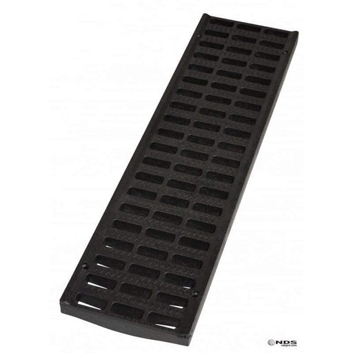 "NDS - 816 - 5"" Pro Series Light Traffic Channel Grate, Black"