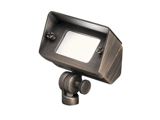 Kichler - 12V Brass Flood Light CBR  15476CBR