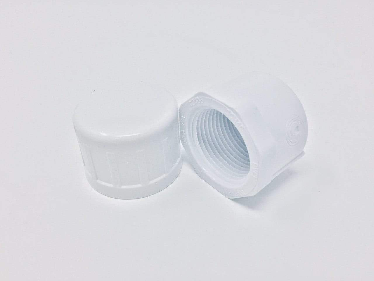 Dura - 1 Sch40 PVC Cap Threaded - 448-010