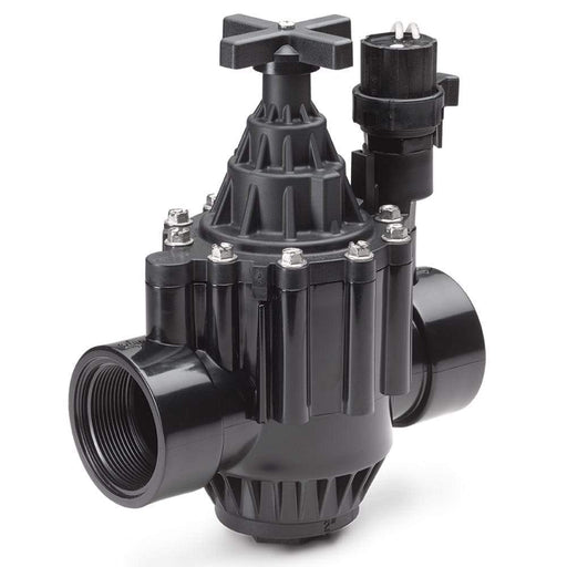 Rain Bird - 100PGA - 1 in. Inlet Inline Plastic Residential/Commercial Irrigation Valve