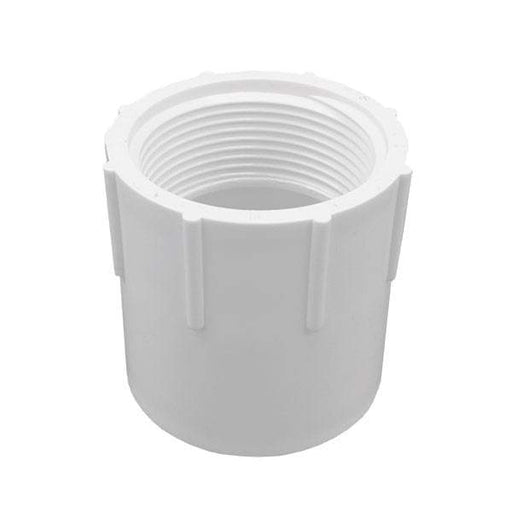 Lesso - 3/4 Sch40 PVC Female Adapter Socket x FPT - 435-007