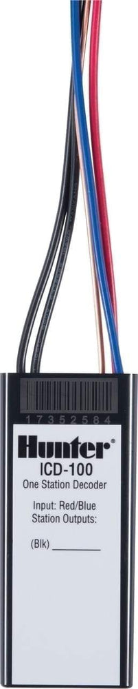 Hunter - ICD100 - Single Station Decoder