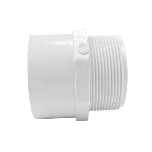 Lesso - 1 Sch40 PVC Male Adapter MPT x Socket - 436-010
