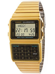 Casio Gold & Black Digital Watch - Gold / One Size
