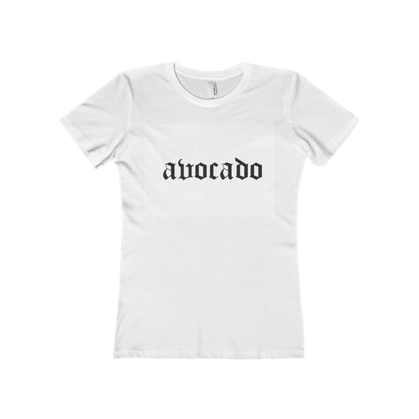 Ladies Guac (White)