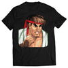 Street Fighter 2 Ryu Video Game T-shirt