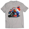 Hang-On Motorcycle T-shirt