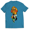 Punch-Out Little Mac vs. Bald Bull T-shirt