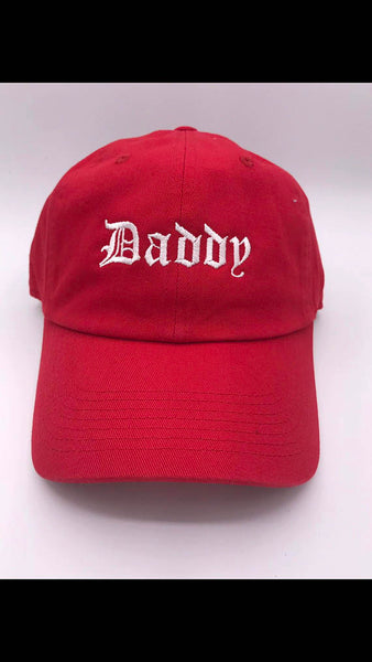 Daddy Dad Cap Hat