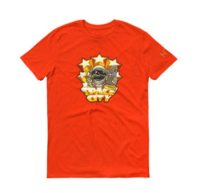 Space City Championship Tee Orange