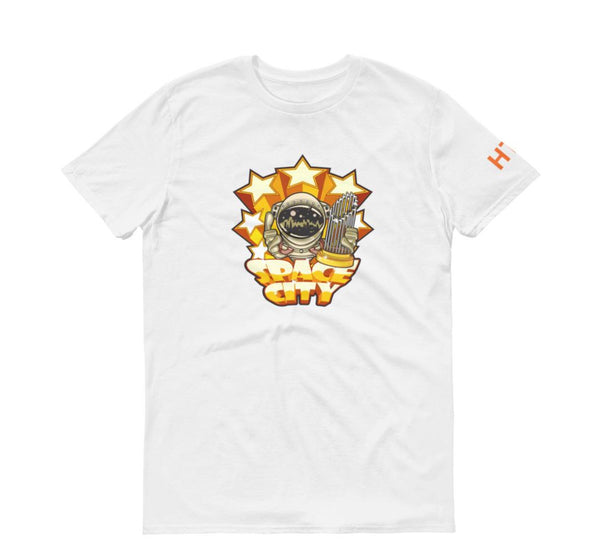 Space City Championship Tee White