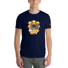 Space City Championship Tee Navy