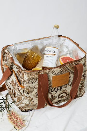 Acacia Cooler Bag // Hazel