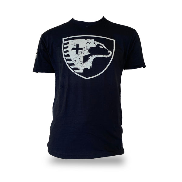 Shield T-Shirt (Black)