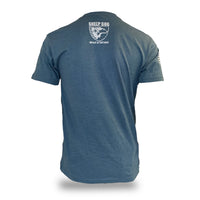 Shield T-Shirt (Indigo)