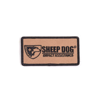 SDIA Desert Tan Patch