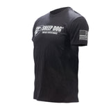 Spartan T-Shirt (Black)