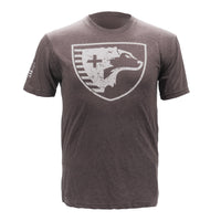 Shield T-Shirt (Brown)