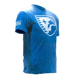 Shield T-Shirt (Blue)