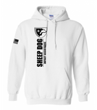 Support and Defend Heavy Blend Hoodie