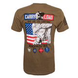 SDIA/ Carry The Load T-shirt