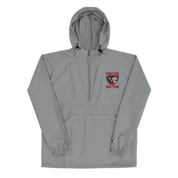SDIA Dive Team Embroidered Windbreaker