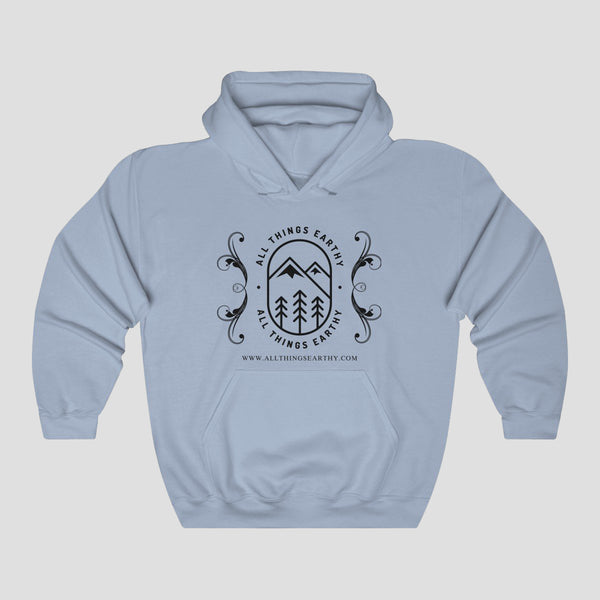 All Things Earthy Unisex Heavy Blend™ Hooded Sweatshirt - All Things Earthy