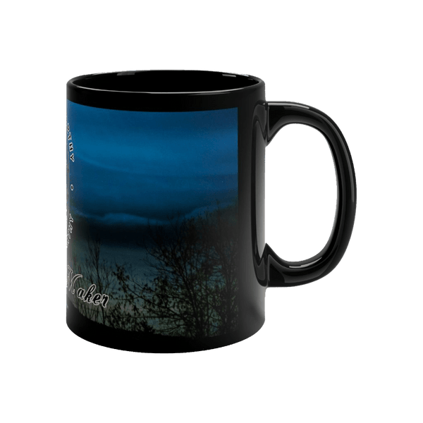 Mischief-Maker Black mug 11oz - All Things Earthy