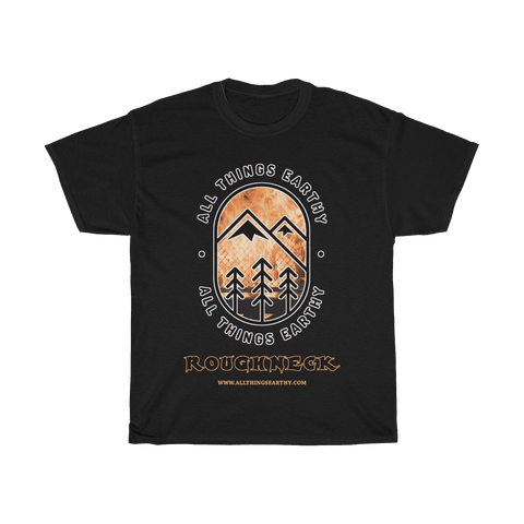 Roughneck Heavy Cotton Tee - All Things Earthy