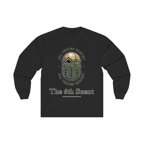 The 6th Scent Long Sleeve Tee - All Things Earthy