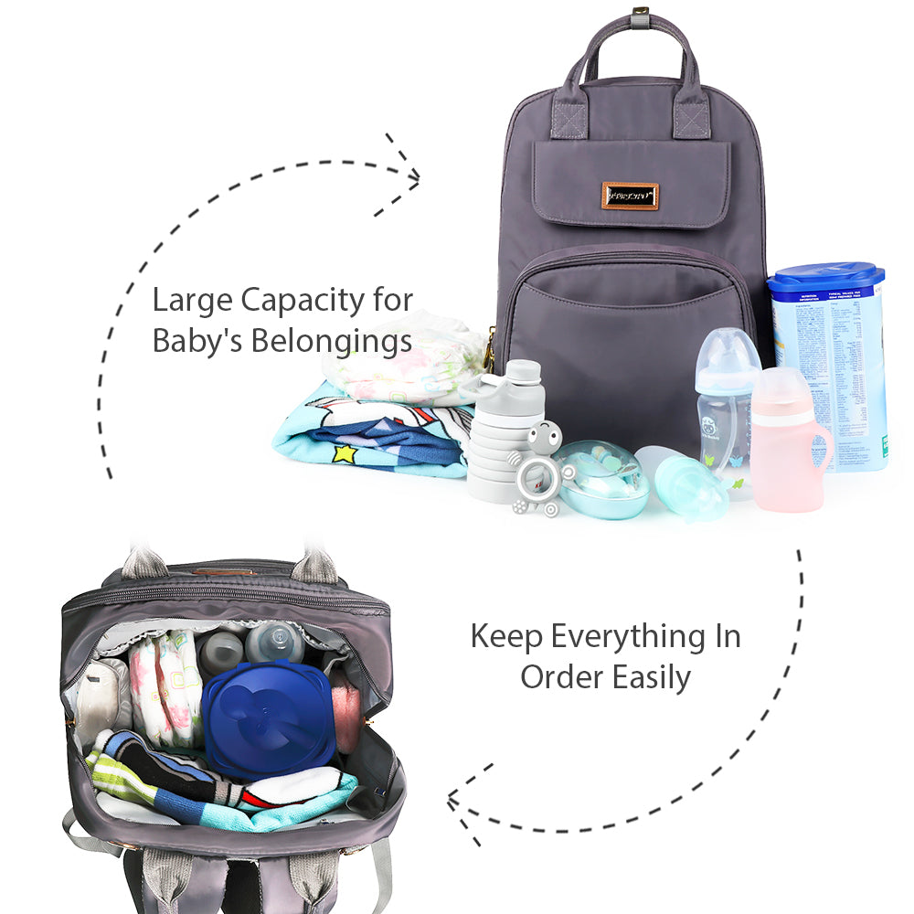 Chezbaby Diaper Bag Backpack