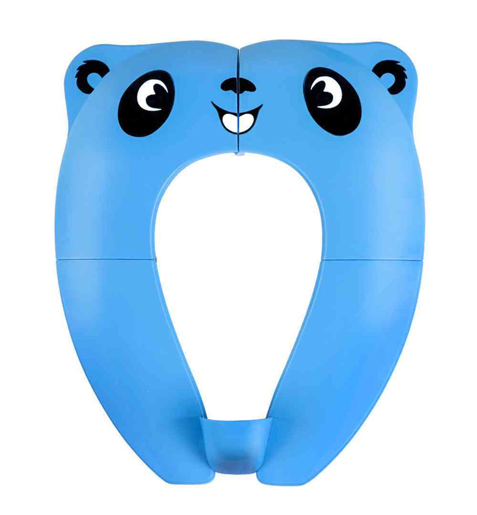 Panda Face Portable Baby Potty Training Child Seat - TYRY.HU