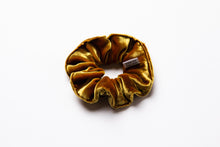Load image into Gallery viewer, Velvet Scrunchie (Electric Yellow)