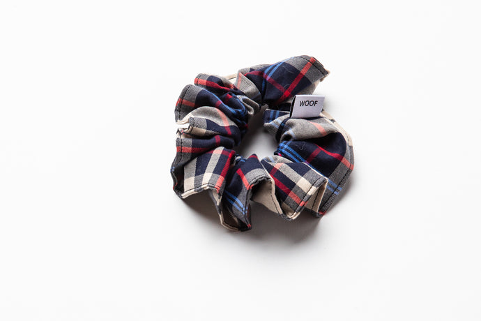 Cotton Scrunchie (Greenwich)