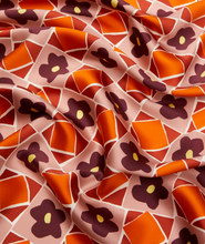Load image into Gallery viewer, Big Silky (Orange Floral Terrazzo)