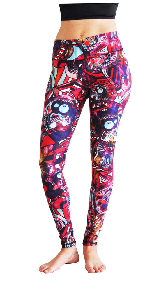 Cosmic Elephant leggings