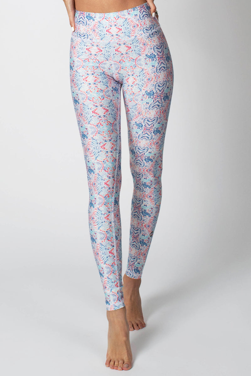 Miami Blues leggings