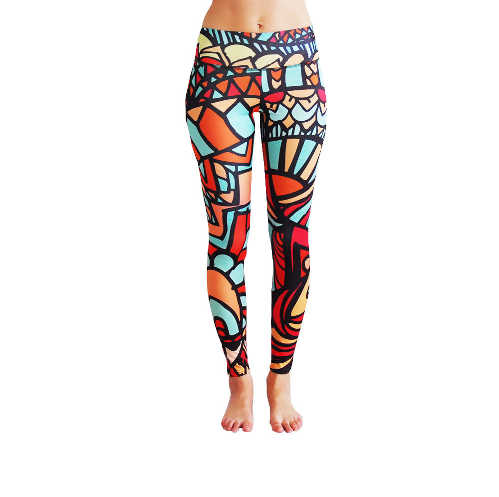 Monkey leggings