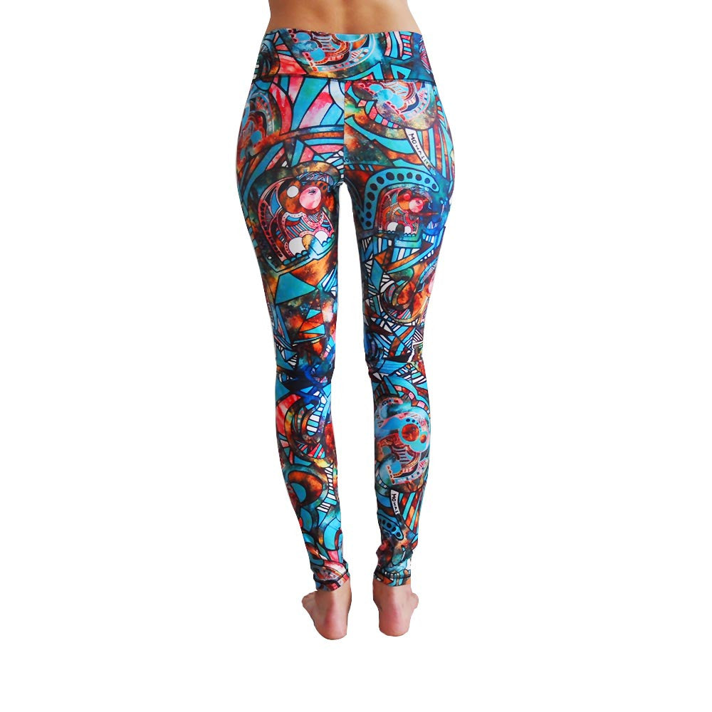Rich Elephant Leggings