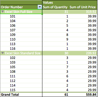 how to create a pivot table on excel for mac excel skin