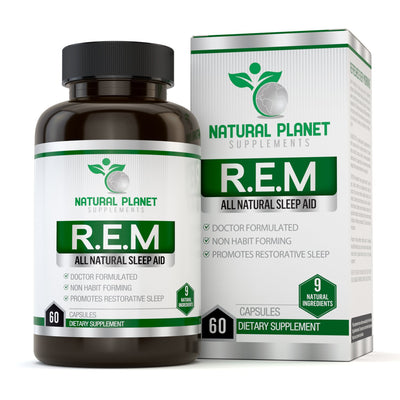Special Price R.E.M Natural Sleep Aid