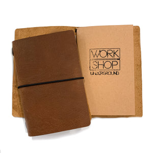 the essential leather notebook