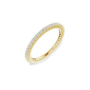 dolce - classic diamond band
